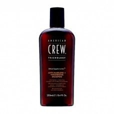 American Crew Anti - Hairloss + Thickening Şampuan 250ml