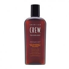 American Crew Anti Dandruff + Sebum Control Şampuan 250ml