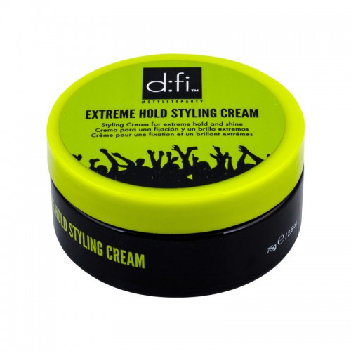 D:fi Extreme Hold Styling Cream Wax 75gr