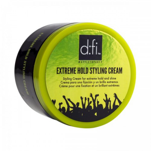 D:fi Extreme Hold Styling Cream Wax 150gr