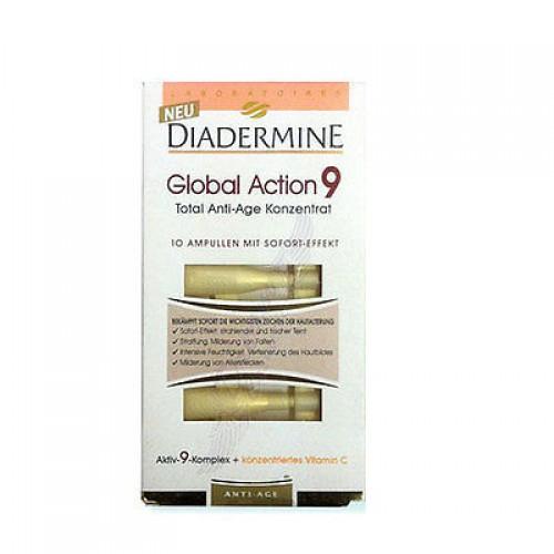 Diadermine Global Action 9 Serum 10X1ml