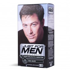 Just For Men Real Black Gerçek Siyah Saç Boyası