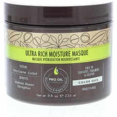 Macadamia Professional Ultra Rich Moisture Masque 236ML