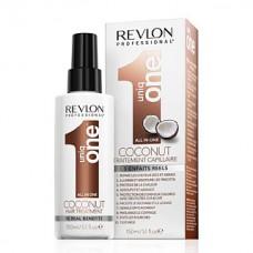 Revlon Coconut Uniq One All İn One Treatment 10 Etkili Saç Bakım Spreyi 150ml