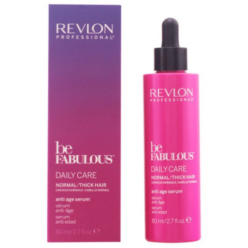 Revlon Be Fabulous Daily Care Normal Thick Hair Anti Age Yaşlanma Karşıtı Serum 80ml