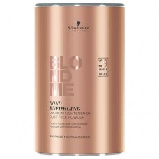 Schwarzkopf Blond Me Bond Enforcing Premium Lightener 9+ Dust Free Powder 450gr