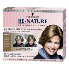 Schwarzkopf Re Nature Bayan Medium