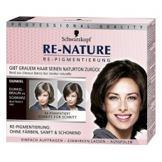Schwarzkopf Re Nature Bayan Dark