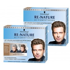 Schwarzkopf Re Nature Erkek Medium x 2 Adet